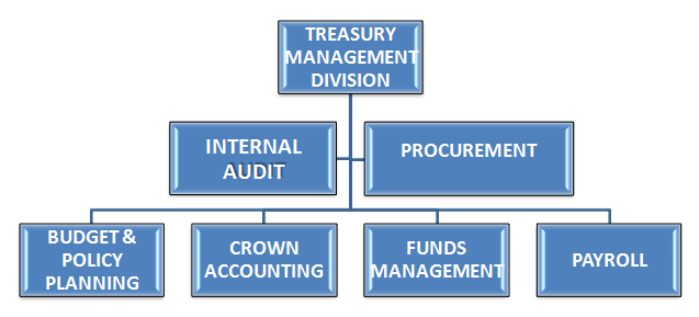 TMD Organisational Structure